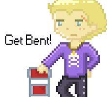 Get Bent pixel by RikaKatsu