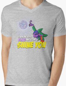 Show me your BLING Mens V-Neck T-Shirt