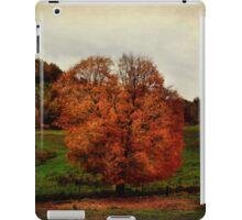 The Orange Tree iPad Case/Skin