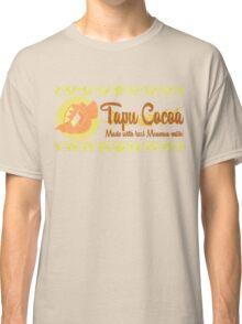 Tapu Cocoa - Distressed Logo 2 Classic T-Shirt