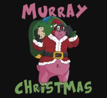 Murray Christmas Kids Tee