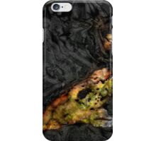 Black Waters 1 iPhone Case/Skin