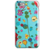 Bloom field iPhone Case/Skin