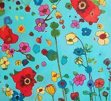 Bloom field by chriscozen
