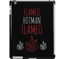 FLAMEO HOTMAN! iPad Case/Skin