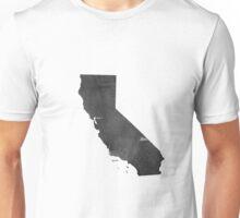 California Watercolor Print California State Map US California Wall Art Office Decor Printable Art Grey Black White Modern Wall Art Home Unisex T-Shirt