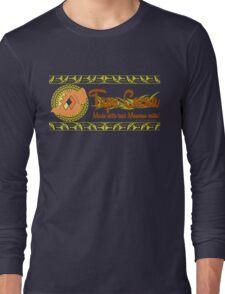 Tapu Cocoa Logo 2 Long Sleeve T-Shirt