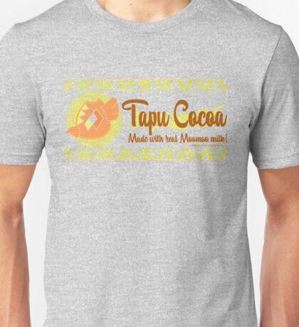 Tapu Cocoa Logo 2 Unisex T-Shirt
