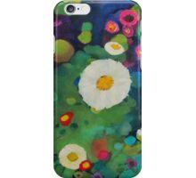 Bloom field - Night iPhone Case/Skin