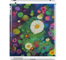 Bloom field - Night iPad Case/Skin
