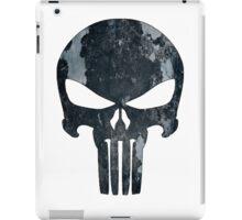 Punisher (camo) iPad Case/Skin