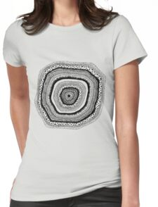 The Hellmouth Womens Fitted T-Shirt