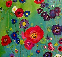 Bloom field - Poppy by chriscozen