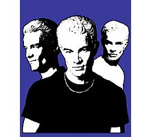 A Trio of Spike Photographic Print