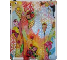 Pretty Patterns/orange iPad Case/Skin