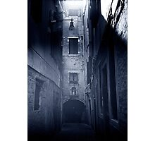Dead end in Venice Photographic Print