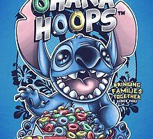 Ohana Hoops! by Gilles Bone