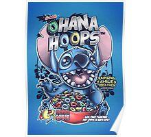 Ohana Hoops! Poster