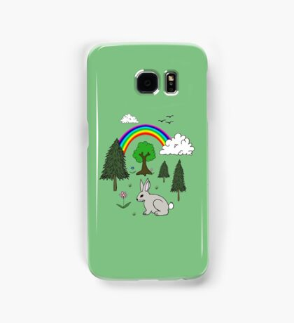 Nature Scene Samsung Galaxy Case/Skin