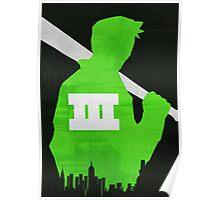 GTA III Minimalistic Design Poster