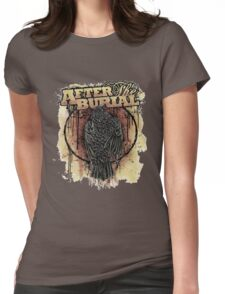 the burial Womens Fitted T-Shirt