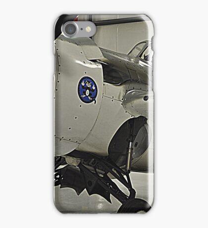 North Atlantic Wildcat iPhone Case/Skin