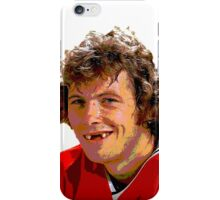 Bobby Clarke Ruthless and Toothless iPhone Case/Skin