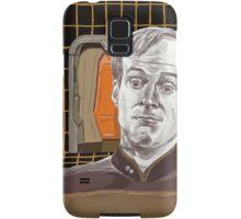 Star Trek TNG: Lt Broccoli  Samsung Galaxy Case/Skin
