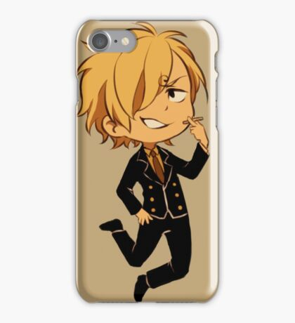 Sanji Post-TimeSkip iPhone Case/Skin