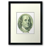 Benji Framed Print