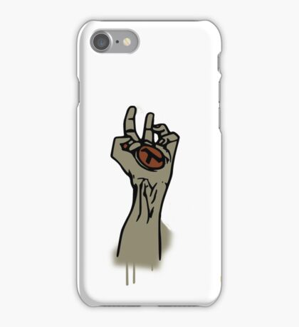 Born Half-Life iPhone Case/Skin