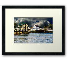 Stockport Ohio Framed Print
