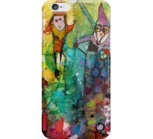 Send in the Clowns iPhone Case/Skin