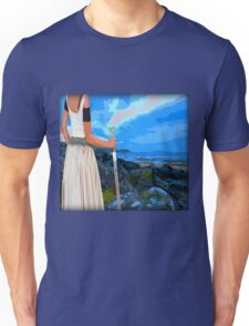 Warrior of the Glen Unisex T-Shirt