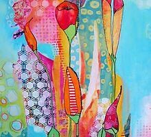 Summer Blooms by chriscozen