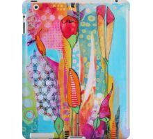 Summer Blooms iPad Case/Skin