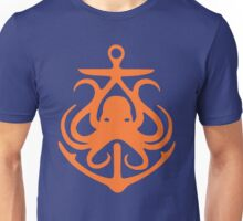 Octopus Anchor Unisex T-Shirt