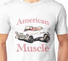 55 Chevy art Unisex T-Shirt