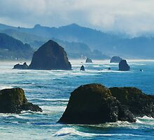 Sea Stacks by kchase
