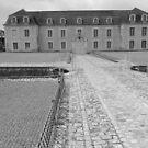 Chateau de Villandry - outbuilding by hans p olsen
