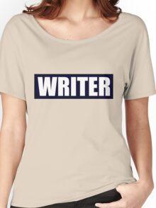 Castle's WRITER bullet proof vest Women's Relaxed Fit T-Shirt