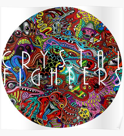 Crystal Fighters Poster