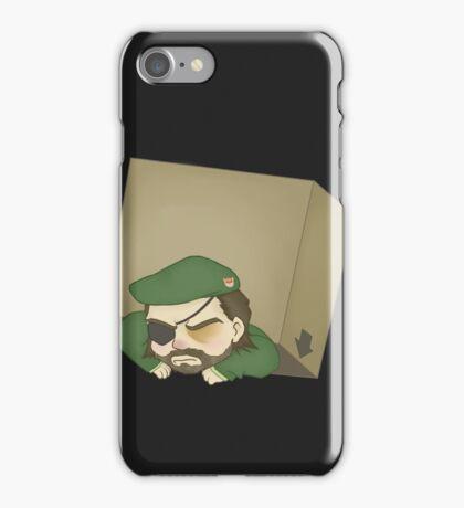 BB in a Box, Class A iPhone Case/Skin