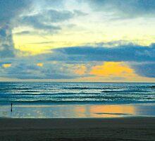Cape Kiwanda Sunset by kchase