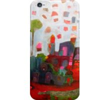 Balloon City iPhone Case/Skin
