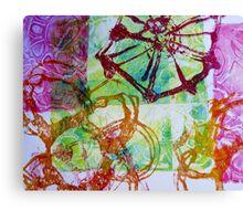 pattern play II Canvas Print