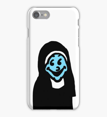 Jesus no. iPhone Case/Skin