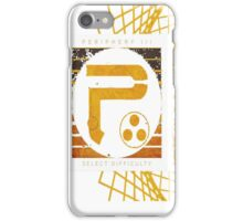 periphery iPhone Case/Skin