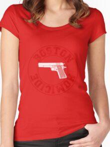 Jane Rizzoli's BPD Baseball Tee Women's Fitted Scoop T-Shirt