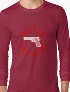 Jane Rizzoli's BPD Baseball Tee Long Sleeve T-Shirt